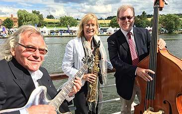 the jazz band
