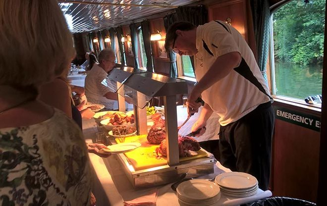 catering for your event on the thames