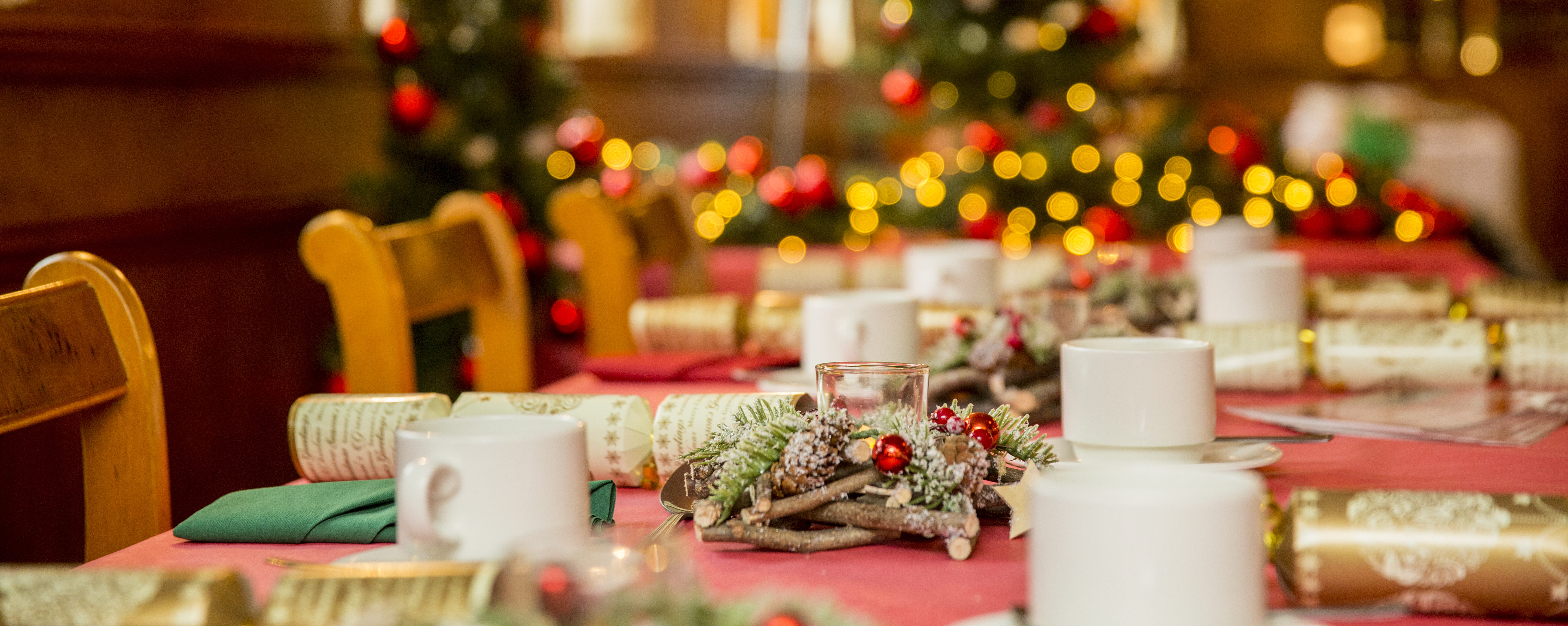 Follow the link to view our Christmas packages